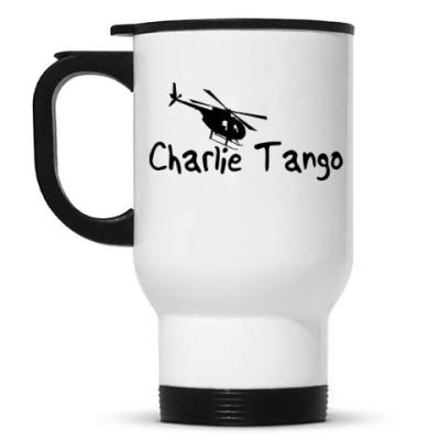 Кружка-термос Чарли Танго