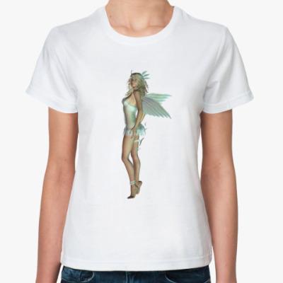 Классическая футболка ImThatAngel
