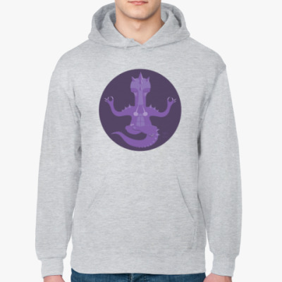 Толстовка худи Animal Zen: D is for Dragon