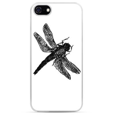 Чехол для iPhone Dragonfly