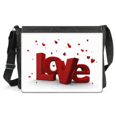 Сумка Love