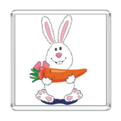 Магнит  'Кролик'