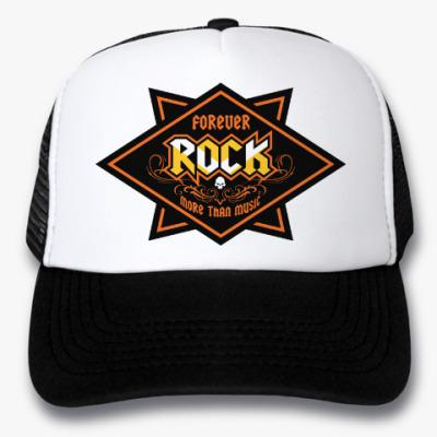 Кепка-тракер ROCK • Больше, чем музыка!