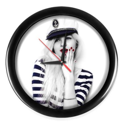 Настенные часы Морячка