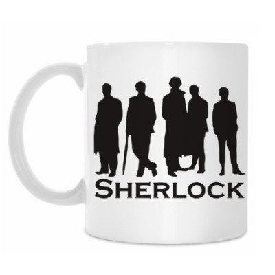 Кружка Шерлок(Sherlock)