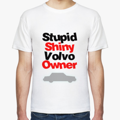 Футболка Volvo owner