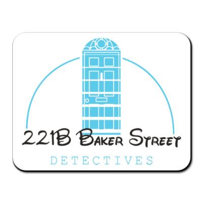 Коврик для мыши 221 Baker Street