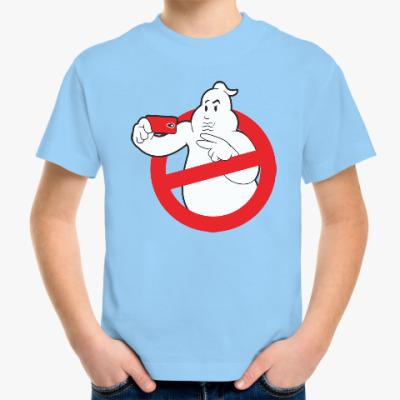 Детская футболка Ghost Busters Selfie