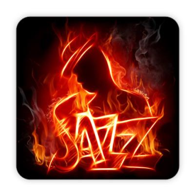 Костер (подставка под кружку) Jazz