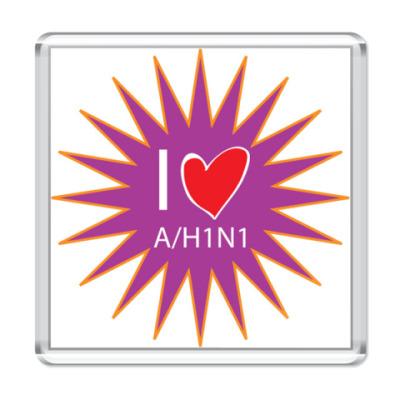 Магнит I lav A/H1N1