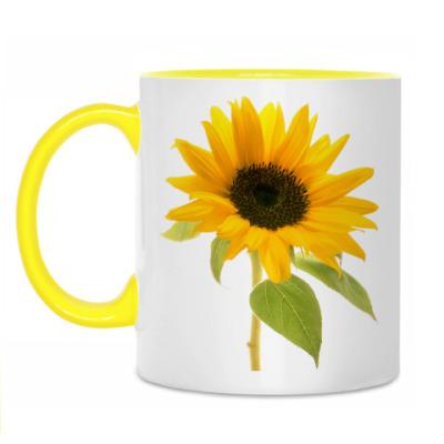 Кружка Sunflower