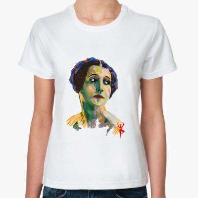 Классическая футболка Айседора Дункан