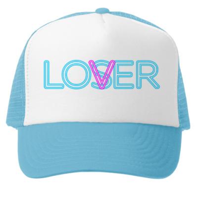 Кепка-тракер Loser Lover