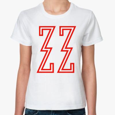 Классическая футболка Зубровка (Отель Гранд Будапешт)