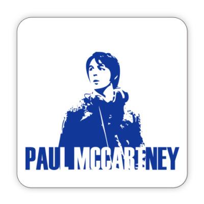 Костер (подставка под кружку) Paul McCartney