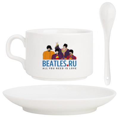 Кофейный набор Кофейный набор Beatles.ru