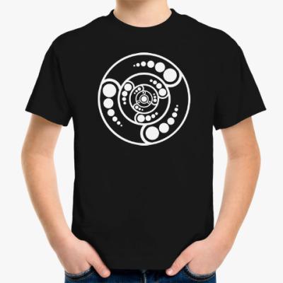 Детская футболка Инопланетный рисунок