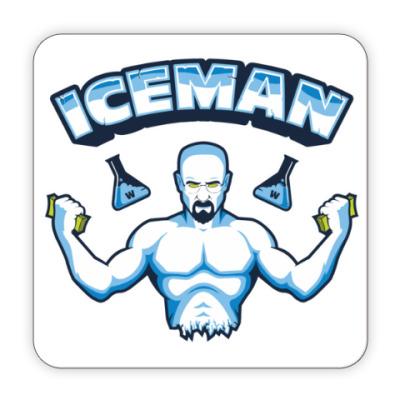 Костер (подставка под кружку) Iceman