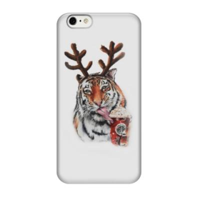 Чехол для iPhone 6/6s Тигрис