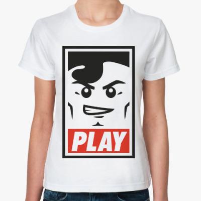 Классическая футболка Лего