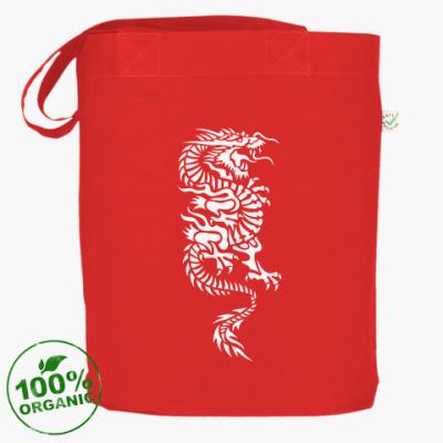 Сумка Японский дракон