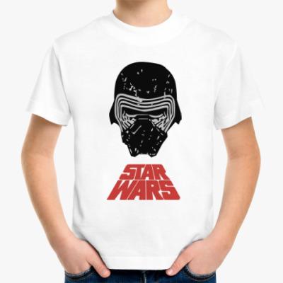 Детская футболка Кайло Рен star wars