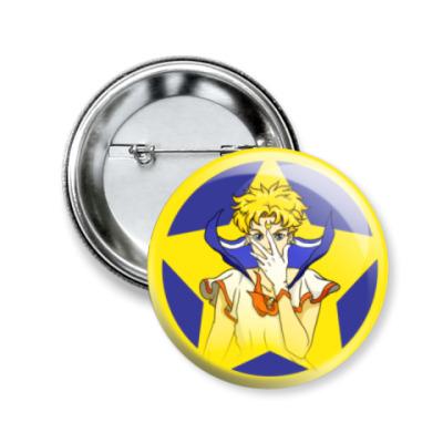 Значок 50мм Sailor moon starman