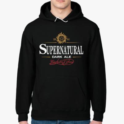 Толстовка худи Supernatural - Темный эль