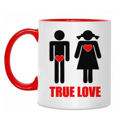 Кружка True Love