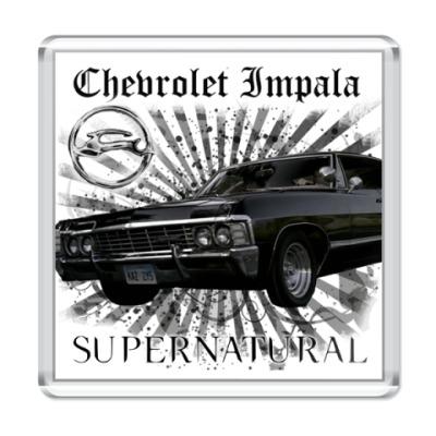 Магнит 'Supernatural'