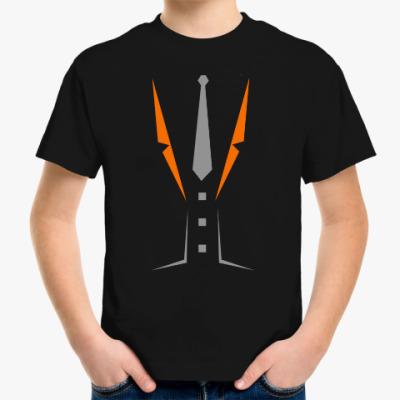 Детская футболка джентльмен