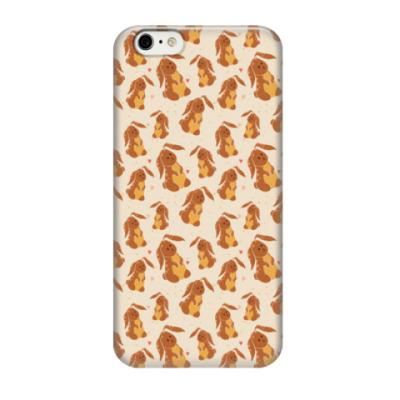 Чехол для iPhone 6/6s Кролики