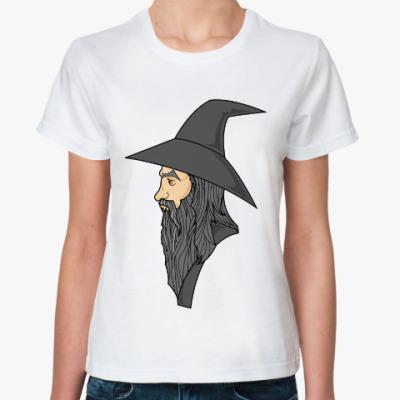 Классическая футболка Гэндальф