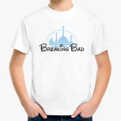 Детская футболка Breaking Bad Chemistry