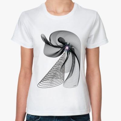 Классическая футболка Голос далёкого мира