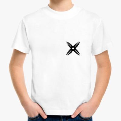 Детская футболка Shuriken