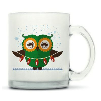 Зимняя сова