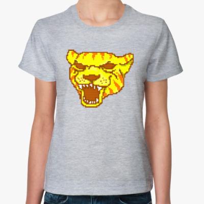 Женская футболка Tony Hotline miami