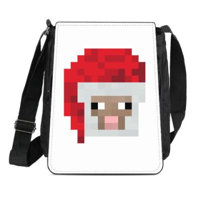 Сумка-планшет Знаменитая овечка из Minecraft