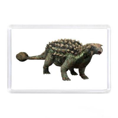 Магнит Анкилозавр