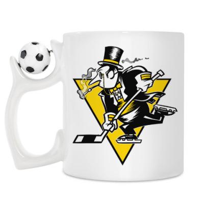 Кружка Go Penguins