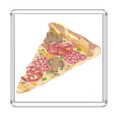 Магнит Пицца