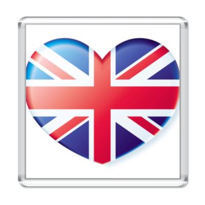 Магнит Сердце Великобритании