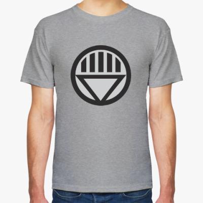 Футболка Black Lantern Superman Symbol