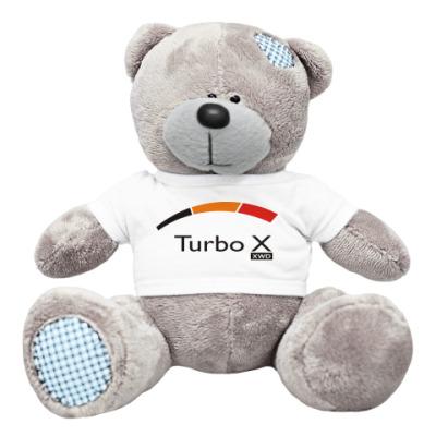 Плюшевый мишка Тедди TURBO-X