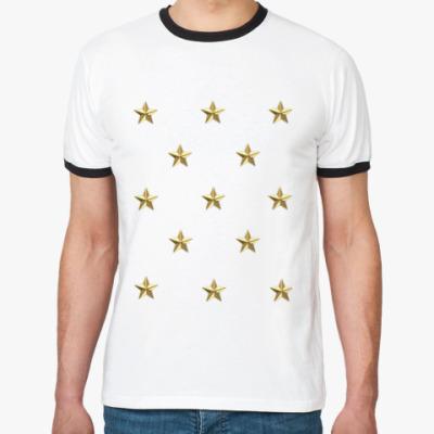 Футболка Ringer-T Необычное созвездие