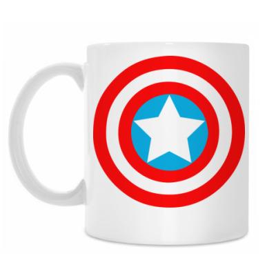 Кружка Kapitan America