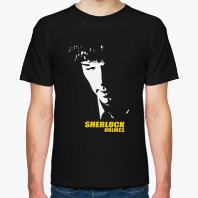 Футболка Шерлок(Sherlock)