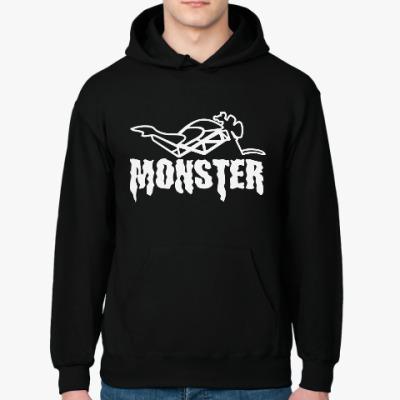 Толстовка худи Monster