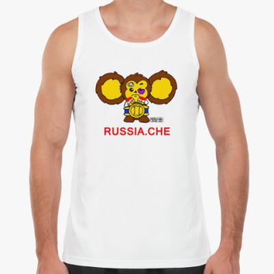 Майка Чебурашка-чемпион